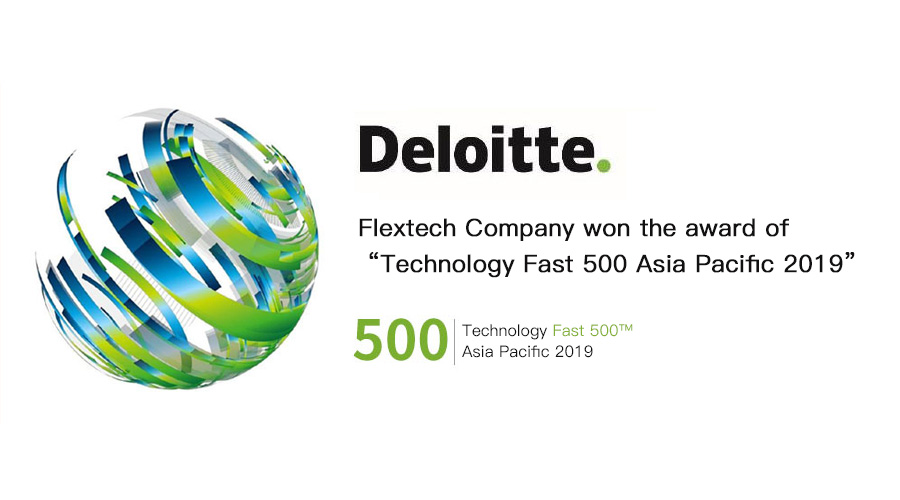 Flextech Company on list of Technology Fast 500 Asia Pacific 2019 Ranking